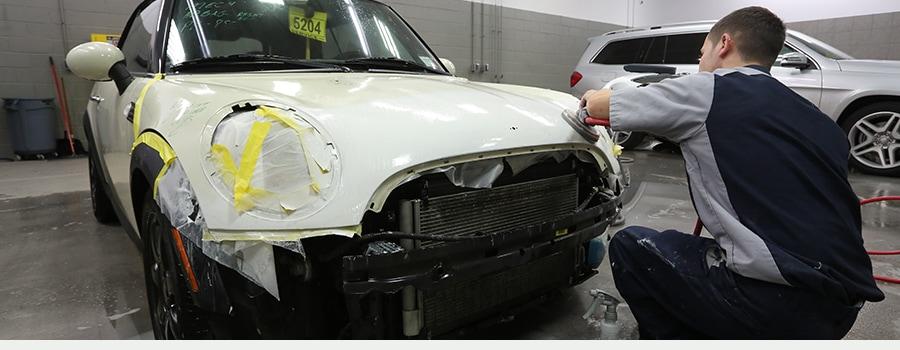 Collision Center Car Repair Maintenance Near Ramsey Paramus Nj