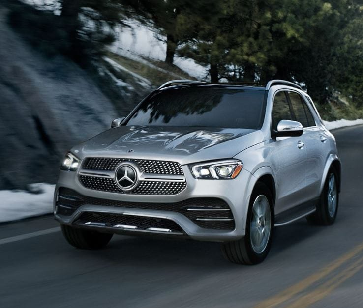 New 2020 Mercedes-Benz GLE 350