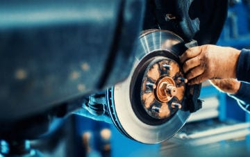 Save on Brake Pads and Rotors