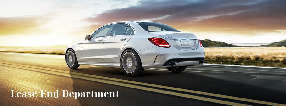 Lease End Options Mercedes Benz Sales Near Hackensack Nj