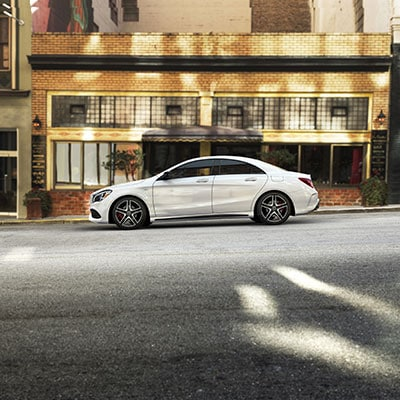 New Mercedes-Benz CLA Lease Specials and Offers | Mercedes