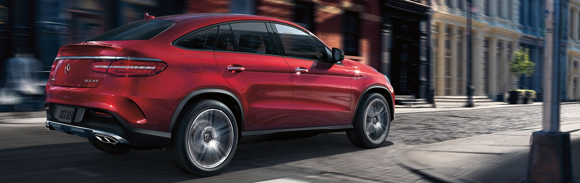 Mercedes Benz GLE Exterior Vehicle Features