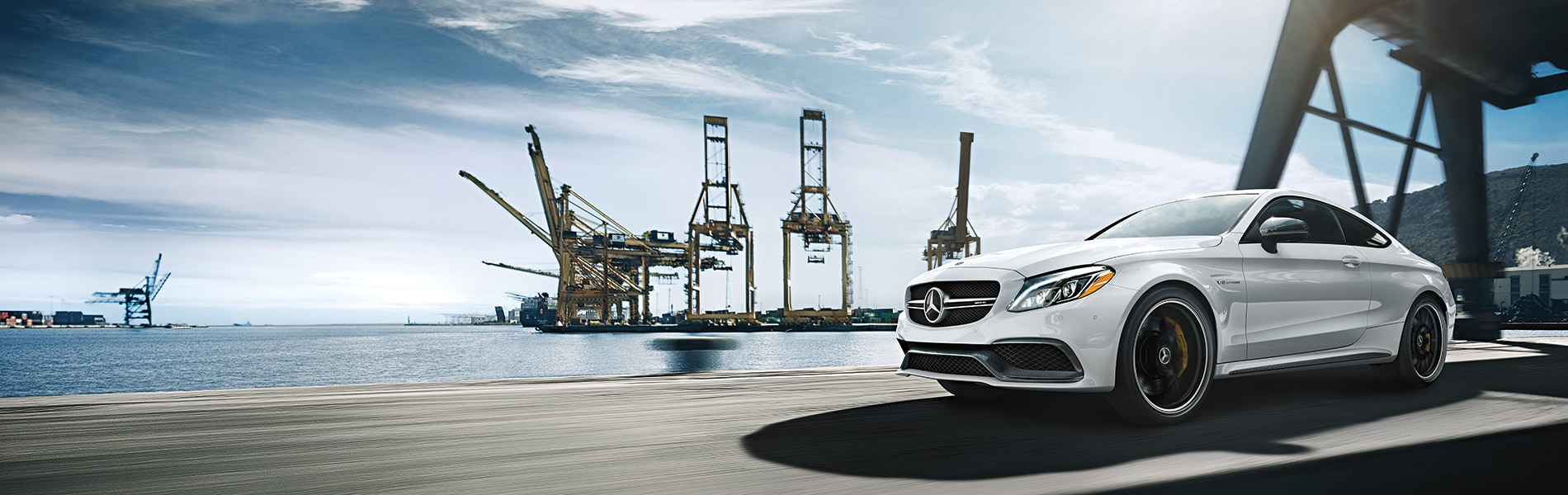 New Mercedes-Benz C300 Lease Specials and Offers | Mercedes