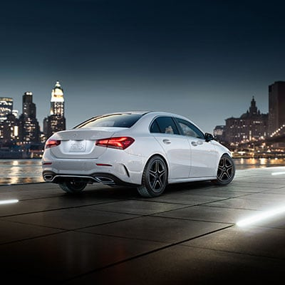 Mercedes Benz A-Class Performance