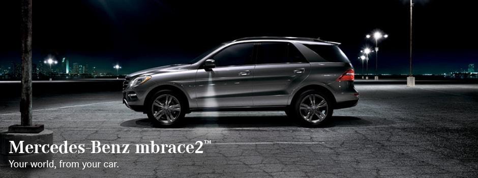 Mercedes Benz Mbrace™