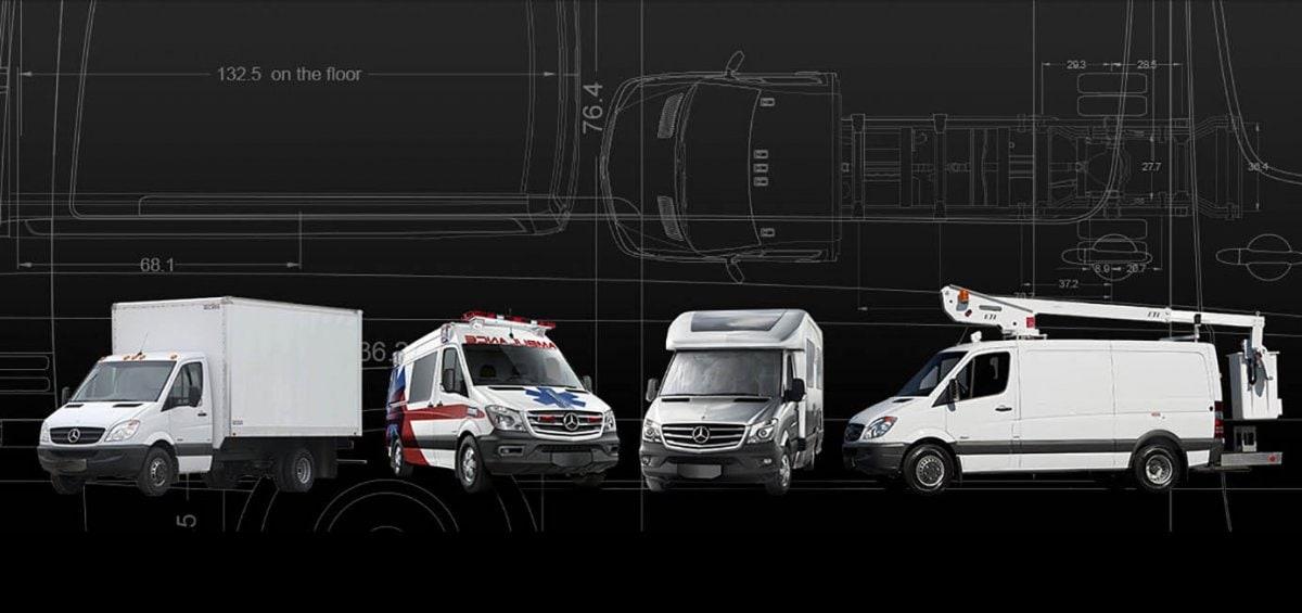 Mercedes-Benz Van Upfitters & Accessories near Fair Lawn, NJ