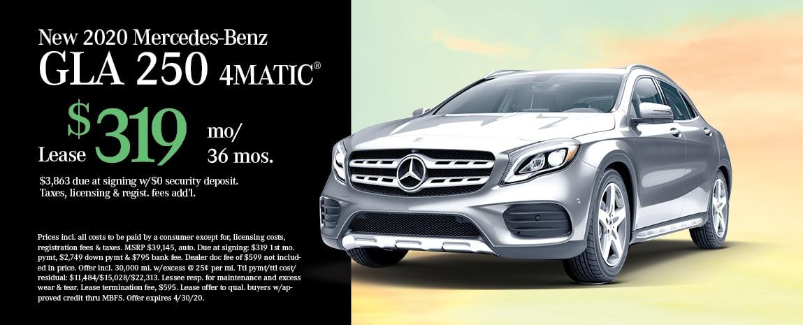 New Mercedes-Benz Specials | Paramus, NJ | Prestige Motors