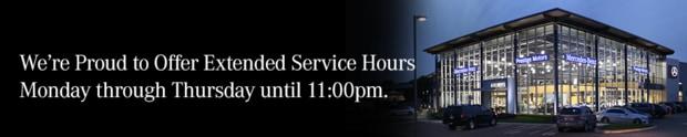 Service Center | Mercedes-Benz of Paramus