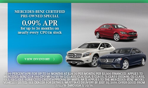 CPO Special Offer