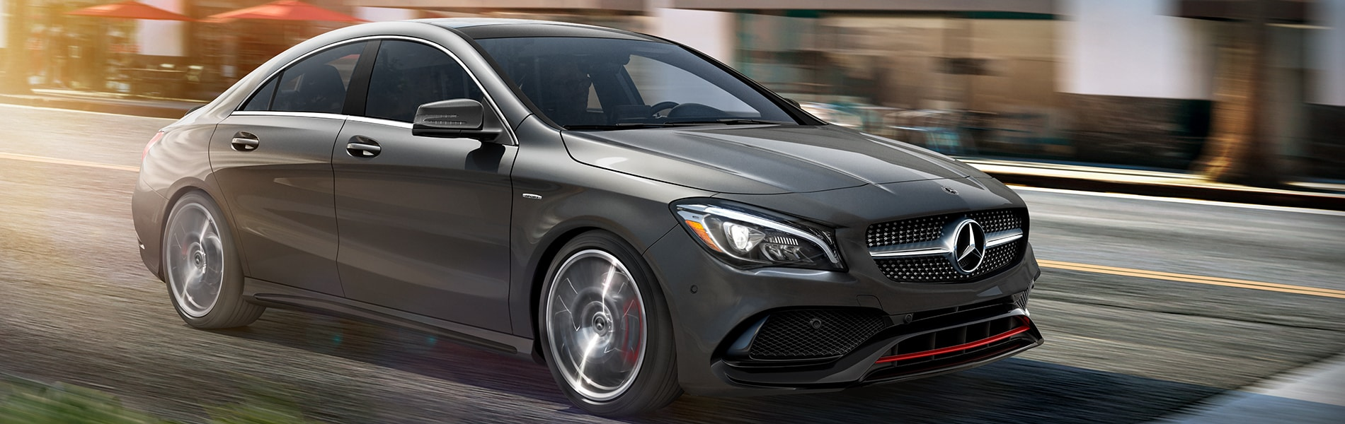 Mercedes Benz CLA 250 Exterior Vehicle Features