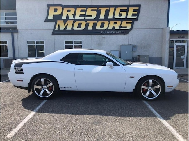 2012 Dodge Challenger SRT8 392 Coupe