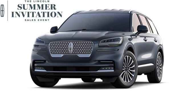 2020 Lincoln Aviator Reserve AWD shown