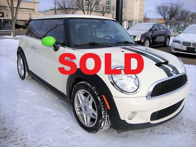 2007 MINI COOPER S w/ Htd Leather/Pano Roof Hatchback