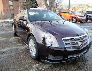 2010 Cadillac CTS 3.0L AWD w/Htd Lthr/Pano Roof/Remote Starter Sedan