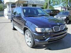 2003 BMW X5 4.4i AWD w/ Sport Pkg/Activity Pkg SUV