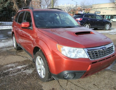 2010 Subaru Forester 2.5XT Premium AWD w/ Htd Lthr/Pano Roof/Bluetooth SUV