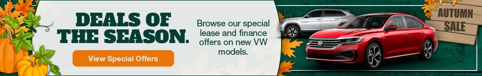New Vehicle Specials at Prestige VW of Stamford