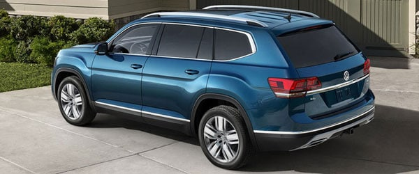 2016 VW Atlas
