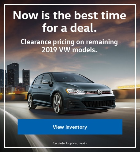 2019 Model-Year Clearance Event