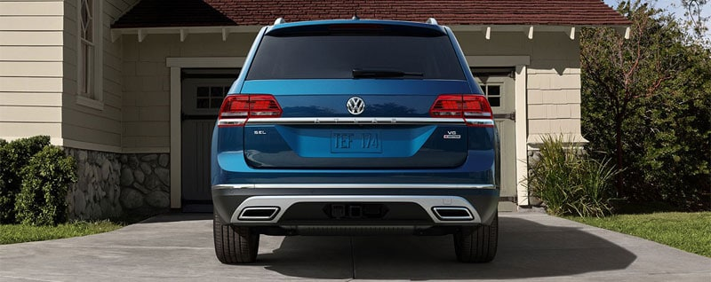 2018 VW Atlas Exterior