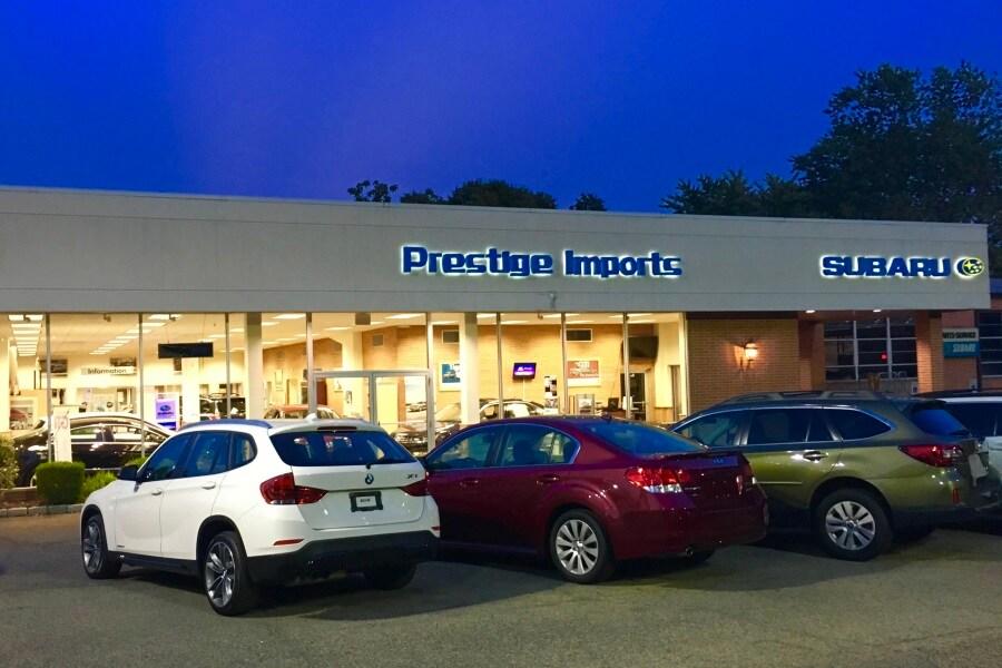 Prestige Subaru In Pleasantville Ny