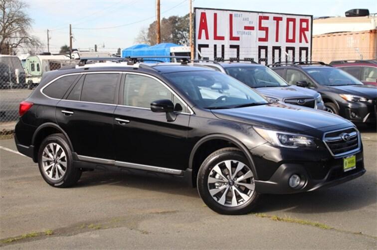 New 2019 Subaru Outback 3.6R Touring SUV For Sale in Santa Rosa, CA