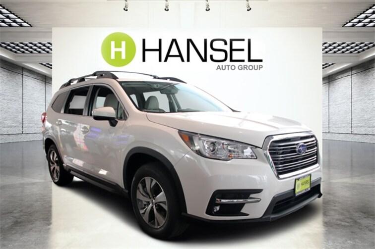 New 2019 Subaru Ascent Premium 8-Passenger SUV For Sale in Santa Rosa, CA