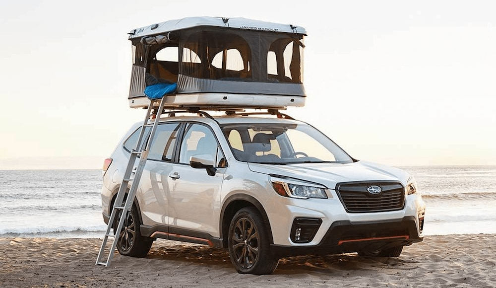New Subaru Forester for sale near San Francisco