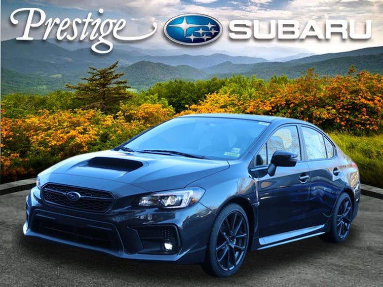 2019 Subaru WRX Limited Sedan For Sale in Ashville