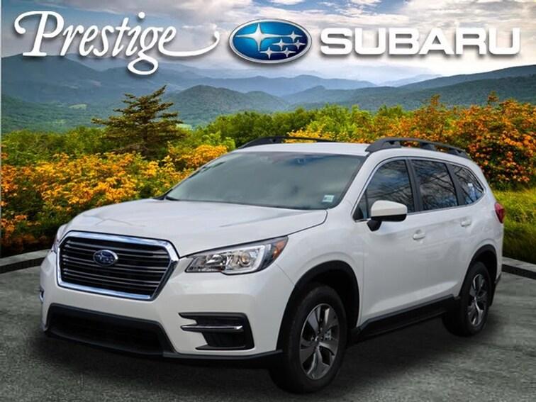 2019 Subaru Ascent Premium 8-Passenger SUV For Sale in Ashville