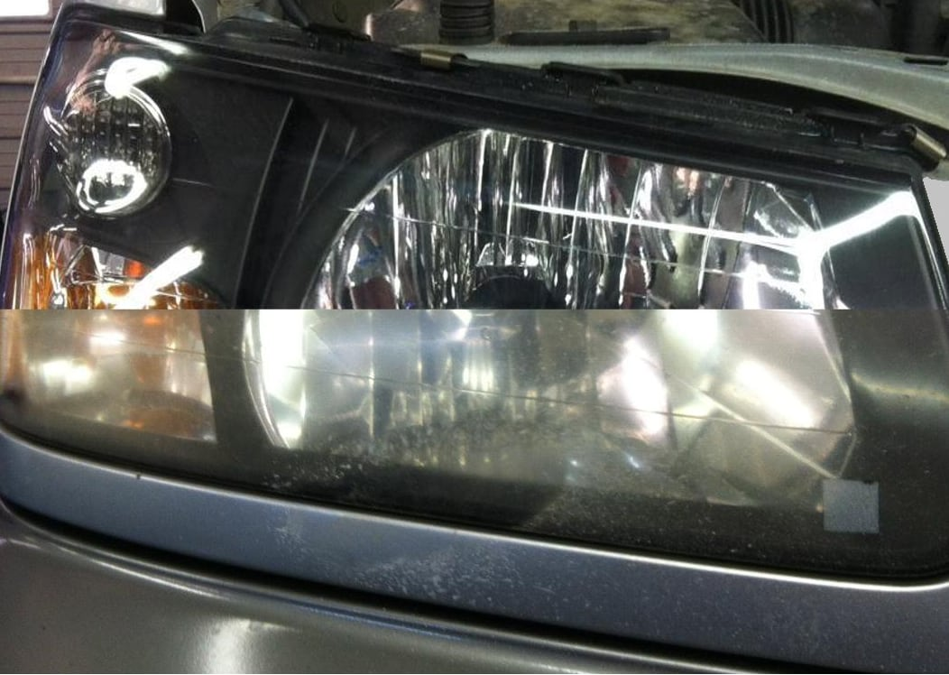 Headlight Restoration Prestige Subaru