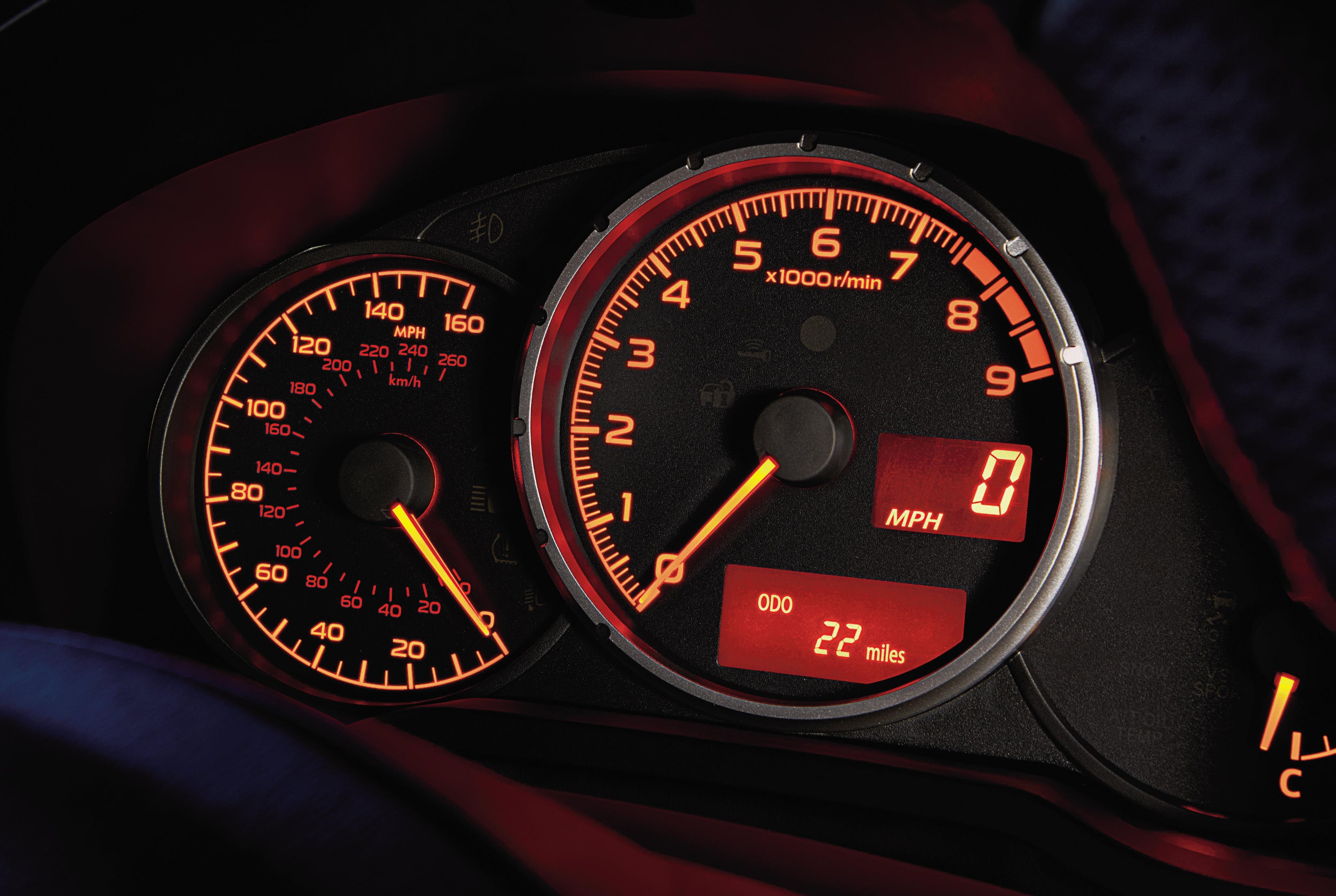 Subaru Outback Vs Forester >> Subaru Dashboard Light Guides   Prestige Subaru