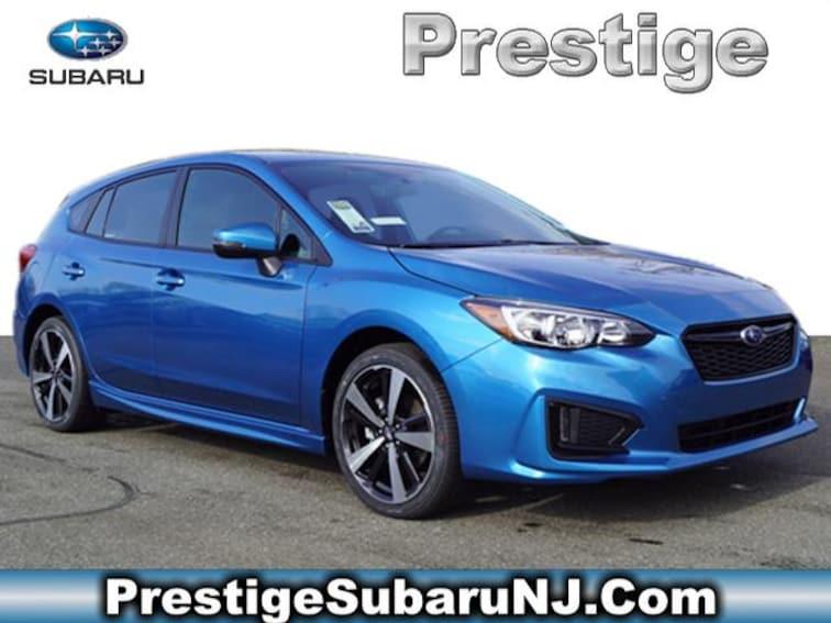 New 2019 Subaru Impreza 2.0i Sport 5-door in Turnersville, NJ