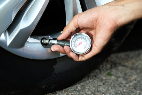 Low Tire Pressure >> 3 Signs You Have Low Tire Pressure In Turnersville Nj