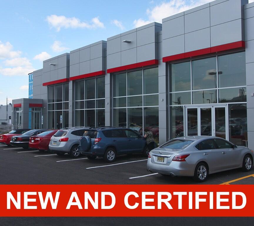 New Toyota Dealer In Ramsey, NJ Near Ridgewood & Mahwah