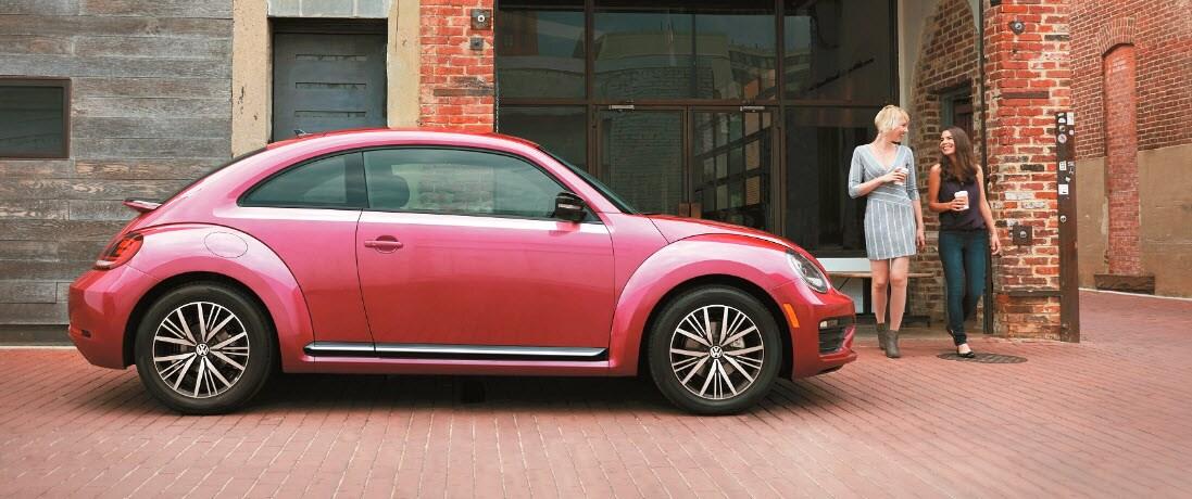 2018 Volkswagen Beetle Vs 2018 Mini Cooper Turnersville Nj