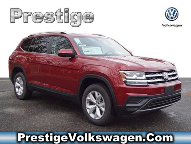 new 2019 Volkswagen Atlas V6 S 4motion SUV in Turnersville