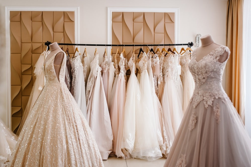f4b4b5e50 Not only does The Bridal Manor specialize in wedding gowns for every size  and shape of woman in the world, but they also feature bridesmaids gowns,  ...