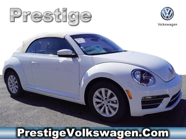 new 2019 Volkswagen Beetle 2.0T S Convertible in Turnersville