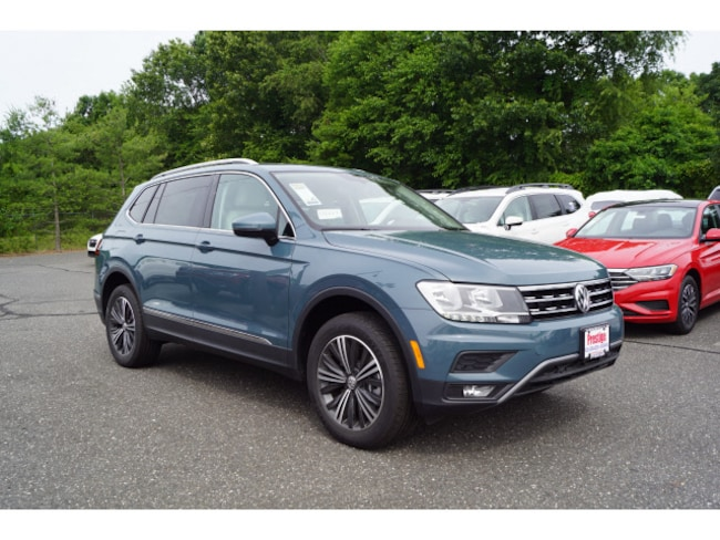 new 2019 Volkswagen Tiguan 2.0T SEL 4motion SUV in Turnersville