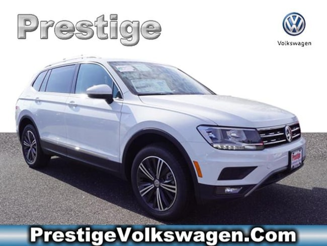 new 2019 Volkswagen Tiguan 2.0T SEL R-Line 4motion SUV in Turnersville