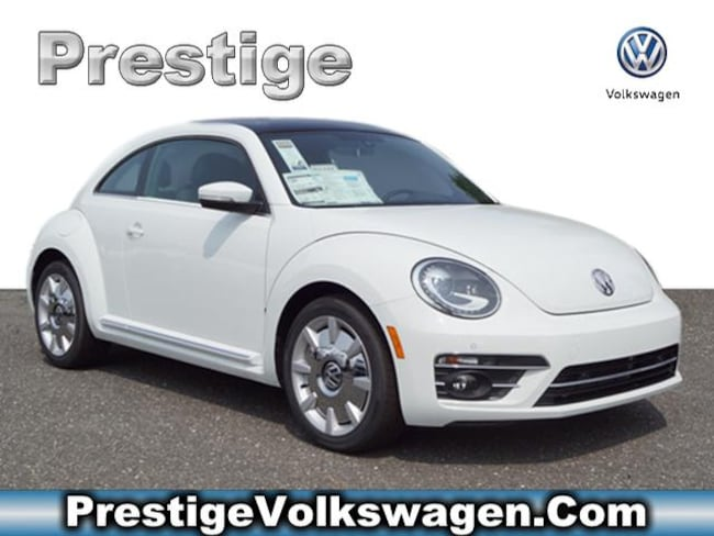 new 2019 Volkswagen Beetle 2.0T SE Hatchback in Turnersville