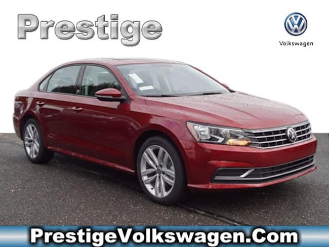 new 2019 Volkswagen Passat 2.0T Wolfsburg Sedan in Turnersville