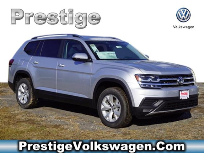 new 2018 Volkswagen Atlas V6 S 4motion SUV in Turnersville