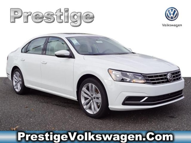 new 2019 Volkswagen Passat 2.0T Wolfsburg Sedan in Turnersville