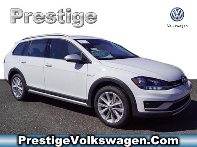 new 2019 Volkswagen Golf Alltrack TSI SE Wagon in Turnersville