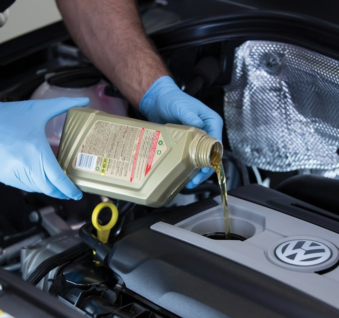 Volkswagon Oil Change Melbourne, Florida