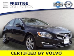 Pre-Owned 2016 Volvo S60 T5 Drive-E Premier Sedan YV126MFK9G1399884 for Sale in Englewood, NJ