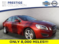 Pre-Owned 2013 Volvo S60 T5 Sedan YV1612FS7D2190962 for Sale in Englewood, NJ