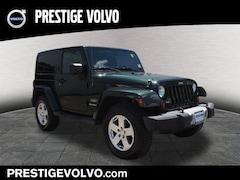 2011 Jeep Wrangler Sahara SUV